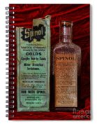 Pharmacy - Cold Remedy Spiral Notebook