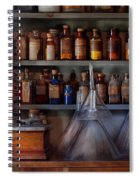 Pharmacy - Master Of Many Trades  Spiral Notebook
