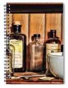 Pharmacy - Mixing Bowl Spiral Notebook
