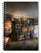 Pharmacy - Morning Preparations Spiral Notebook