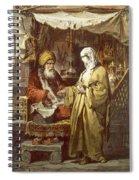 Pharmacy Or Drug Shop, 1865 Spiral Notebook