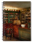 Pharmacy - Patent Medicine  Spiral Notebook
