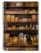 Pharmacy - Quick I Need A Miracle Cure Spiral Notebook