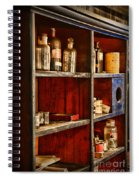 Pharmacy - The Back Room Spiral Notebook
