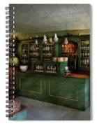 Pharmacy - The Chemist Shop  Spiral Notebook