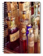 Pharmacy - The Selection  Spiral Notebook