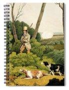 Pheasant Shootin Spiral Notebook