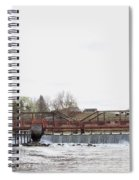 Phelps Mill Spiral Notebook