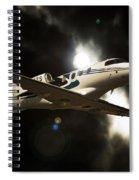 Phenom Light Spiral Notebook