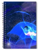 Phenomenon II Spiral Notebook