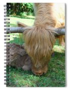 Pheona And Buffie Spiral Notebook