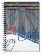 Philadelphia 76ers Spiral Notebook