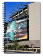 Philadelphia Eagles - Lincoln Financial Field Spiral Notebook
