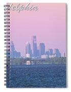 Philadelphia  Spiral Notebook