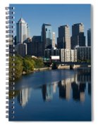 Philadelphia Pennsylvania Spiral Notebook