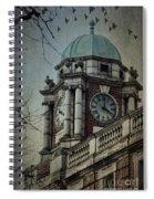 Philadelphia Tour Spiral Notebook