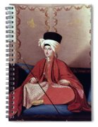 Philip Barker Webb (1793-1854) Spiral Notebook