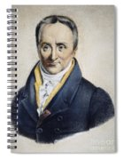 Philippe Pinel (1745-1826) Spiral Notebook