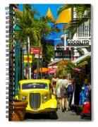 Philipsburg Spiral Notebook