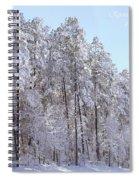 Phillippians 4 Spiral Notebook