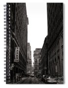 Philly Street Spiral Notebook