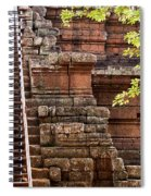 Phimeanakas Temple Steps Spiral Notebook