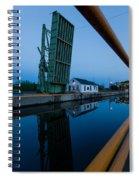 Phoenix Lock 1 Spiral Notebook