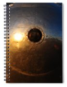 Phoenix Nose Spiral Notebook