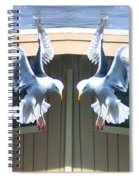 Photo Synthesis 3 Spiral Notebook