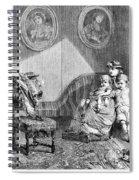 Photographer, 1864 Spiral Notebook