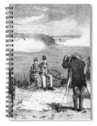 Photographer, 1877 Spiral Notebook