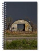 Photographers Vantage Point Spiral Notebook