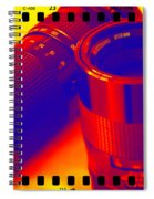 Photographic Lenses Spiral Notebook