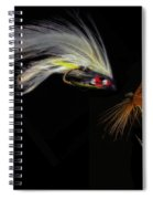 Fly Fishing In Southern Ontario Spiral Notebook