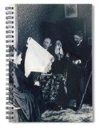 Photography Studio, C1890 Spiral Notebook