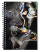 Photonic Totem Spiral Notebook