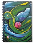 Photosynthesis Makes Me Green With Envy Spiral Notebook