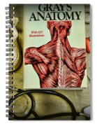 Physician - Tools Of The Trade Spiral Notebook