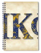 Pi Kappa Phi - Parchment Spiral Notebook