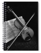 Pianissimo Spiral Notebook