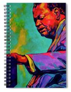 Piano Player Spiral Notebook