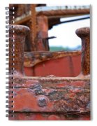 Pibroch Cleat Spiral Notebook