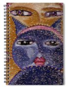 Picasso Cats Spiral Notebook