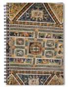 Piccolomini Bibliotheca - Siena Spiral Notebook