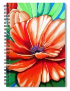 Pick Me Poppy Spiral Notebook