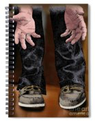 Pick Me Up Daddy Spiral Notebook