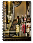 Pick Your Poison Spiral Notebook