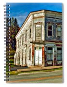 Pickens Wv Painted Spiral Notebook
