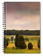 Pickets Charge - Gettysburg - Pennsylvania Spiral Notebook