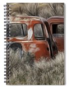 Pickup Cabs 1 Spiral Notebook